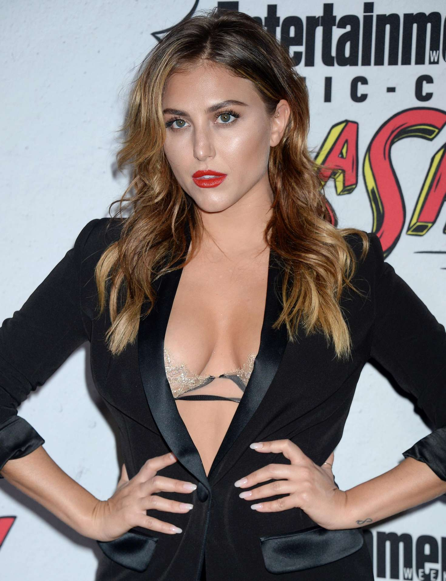Cassie Scerbo - Entertainment Weekly Party at 2017 Comic-Con in San Diego
