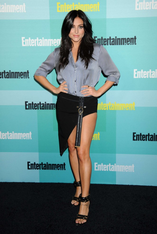 Cassie Scerbo - Entertainment Weekly Party at Comic-Con in San Diego
