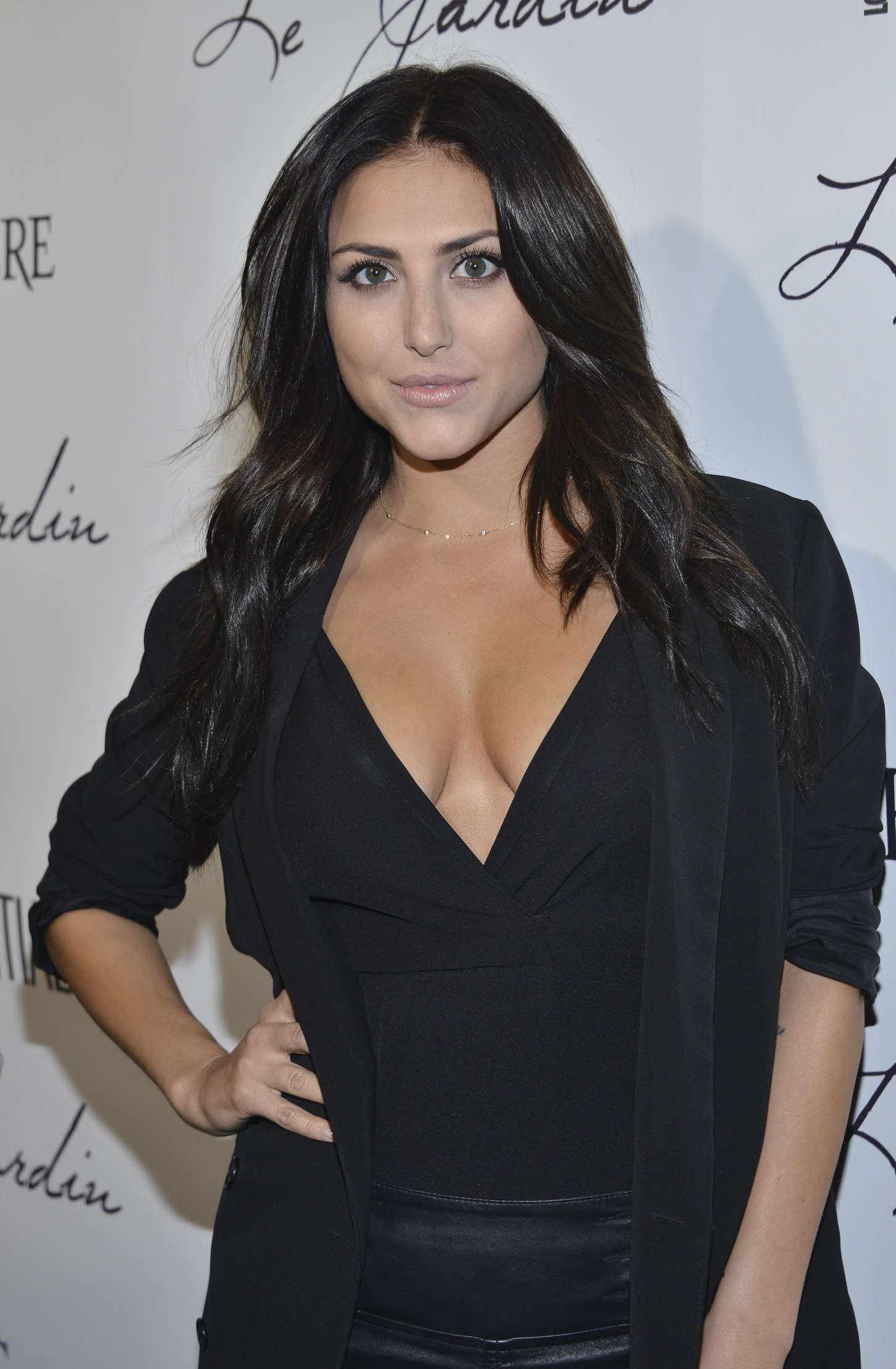 Cassie Scerbo - Grand Opening Of Le Jardin in Hollywood