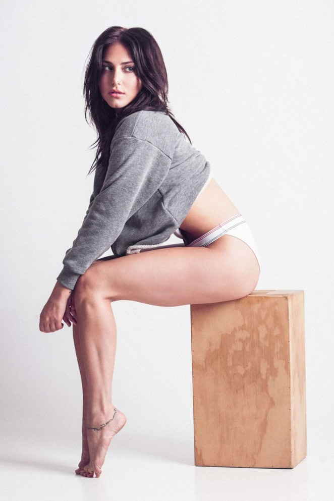 Cassie Scerbo -  Photoshoot for 2015 Maxim Hot 10 Online Article