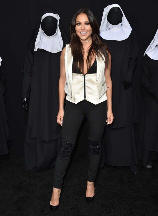 Cassie Scerbo – 'The Nun' Premiere in Los Angeles