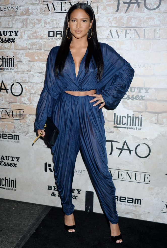 Cassie - TAO Group LA Grand Opening Block Party in Hollywood