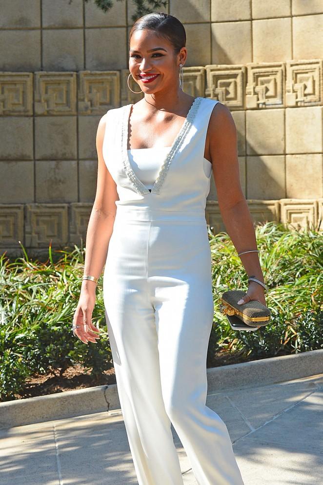 Cassie Ventura - Attends the M.A.C Cosmetics Zac Posen Luncheon in Los Angeles