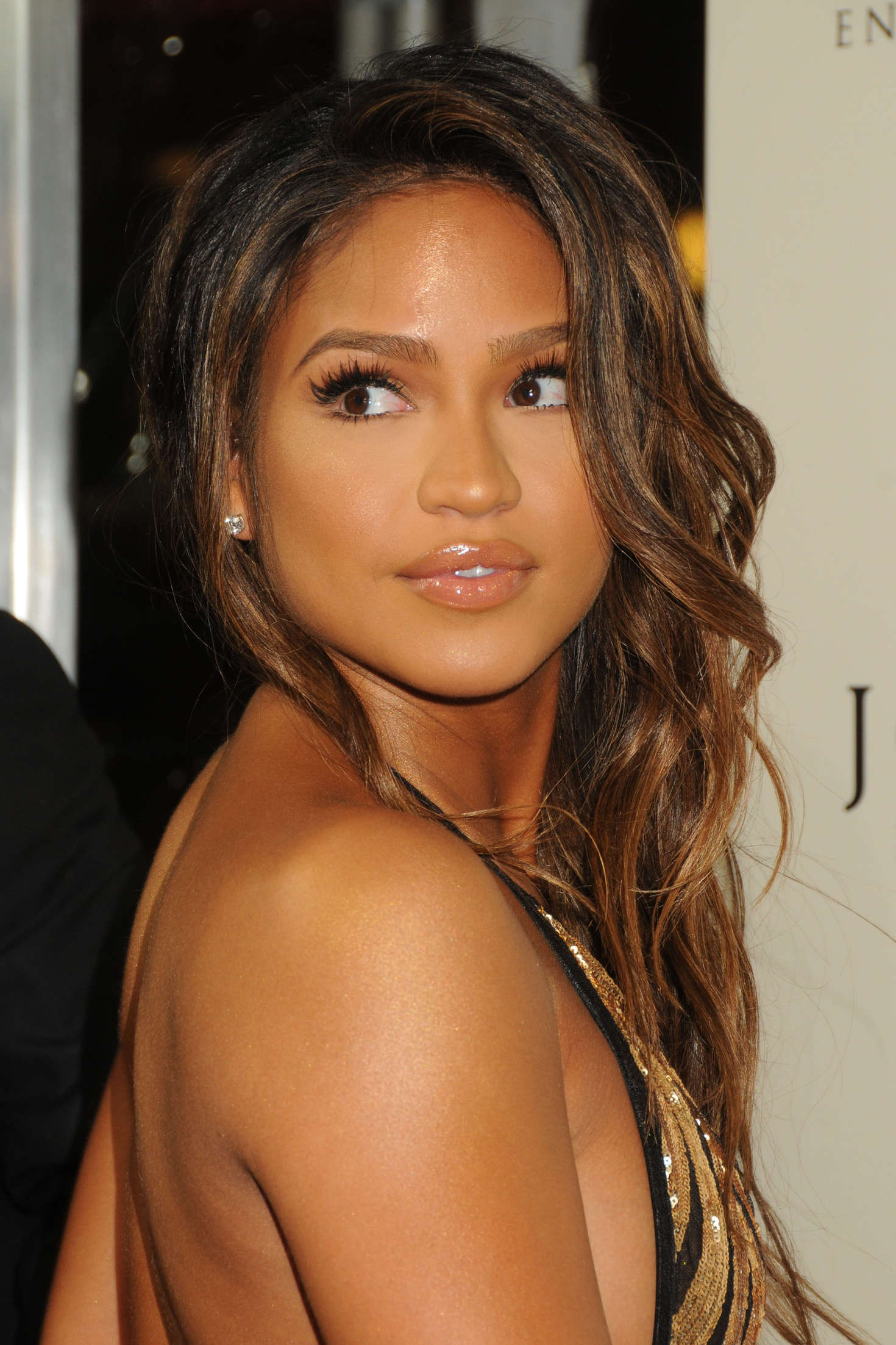 Cassie Ventura The Perfect Match La Premiere 13 Gotceleb