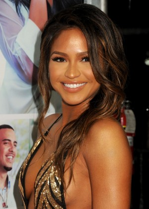 Cassie Ventura - 'The Perfect Match' Premiere in Los Angeles
