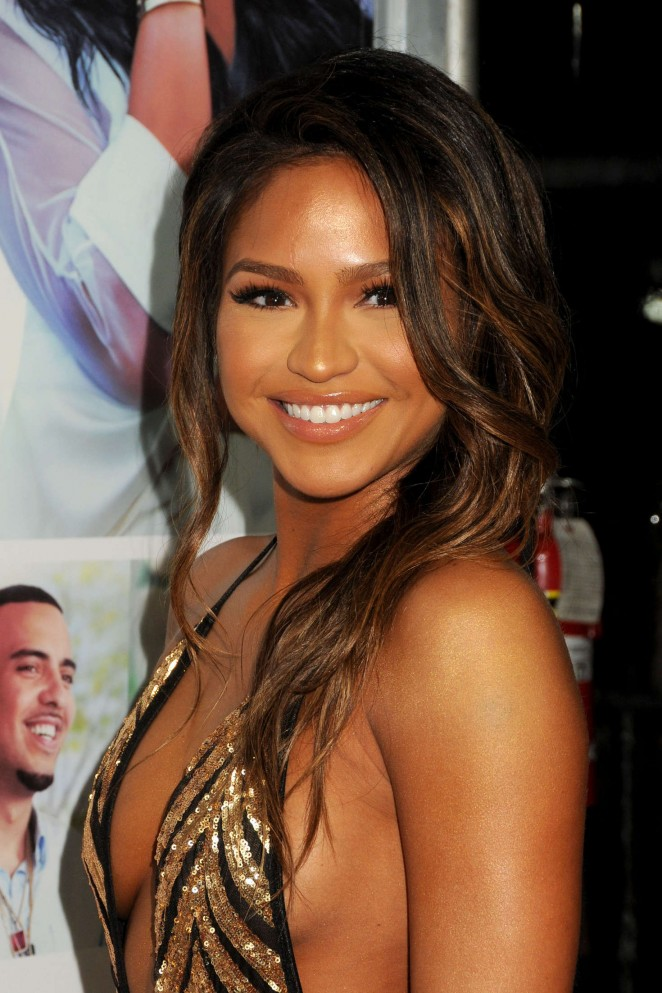 Cassie Ventura – 'The Perfect Match' Premiere in Los Angeles