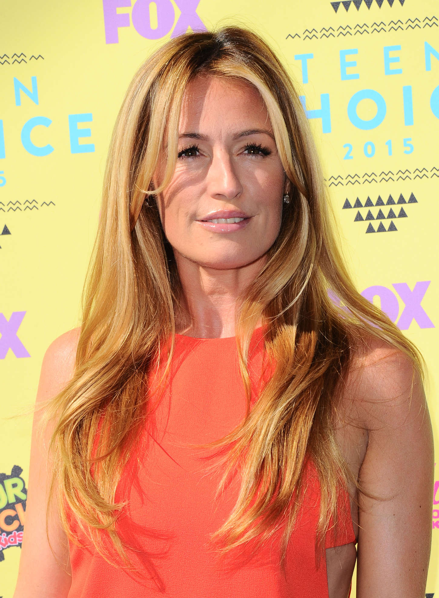 cat deeley   2015 teen choice awards in la