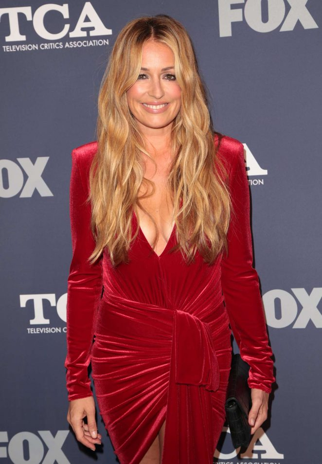 Cat Deeley - 2018 FOX Summer TCA 2018 All-Star Party in LA