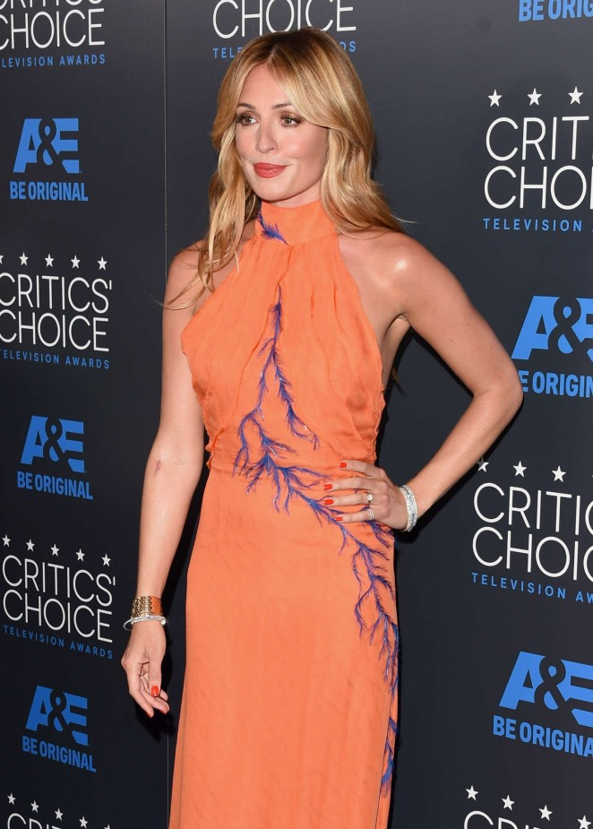 Cat Deeley - 2015 Critics Choice Television Awards in Beverly Hills