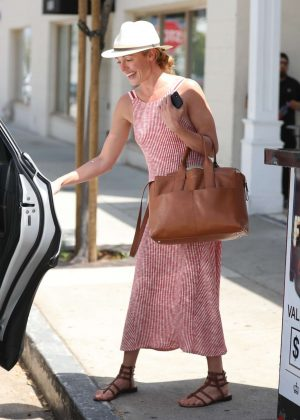 Cat Deeley - Celebrates Mother's Day in West Hollywood