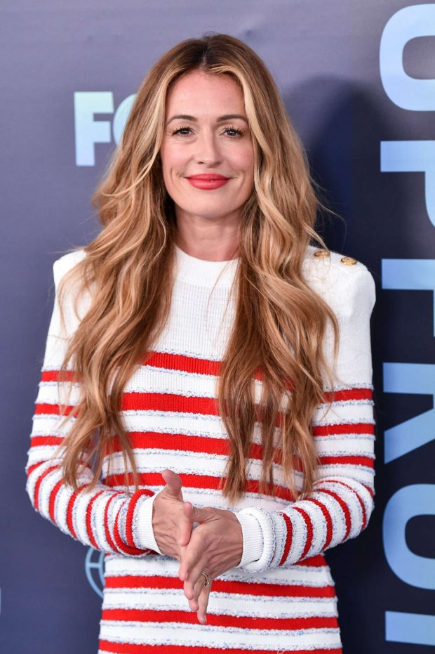 Cat Deeley - Fox Upfront Presentation in NYC