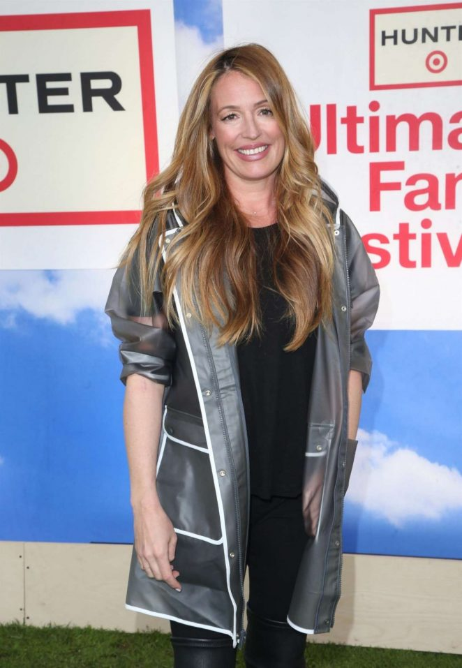 Cat Deeley - Hunter for Target Ultimate Family Festival 2018 in Pasadena