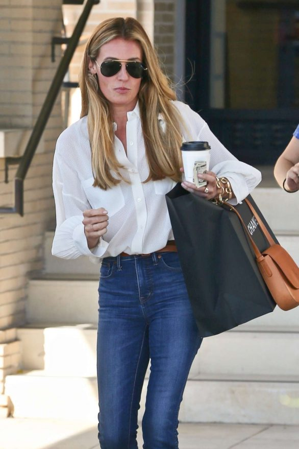 Cat Deeley - Shopping at Barney's New York in Beverly Hills