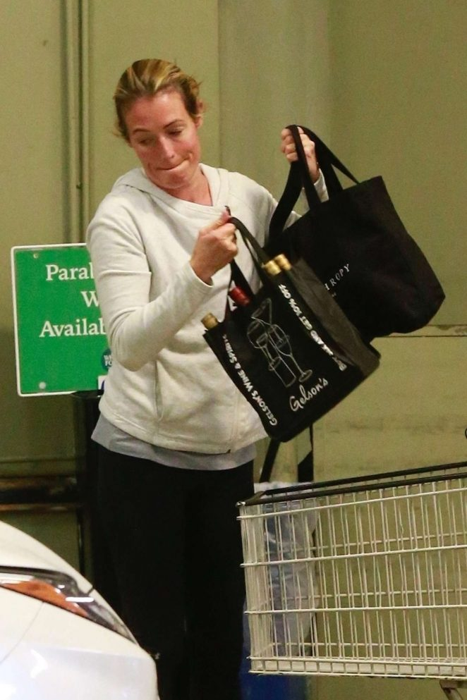 Cat Deeley - Shopping in Beverly Hills