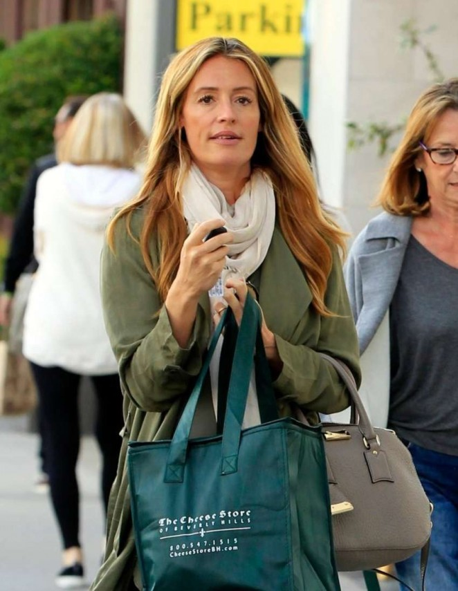 Cat Deeley - Shopping in Beverly Hlls
