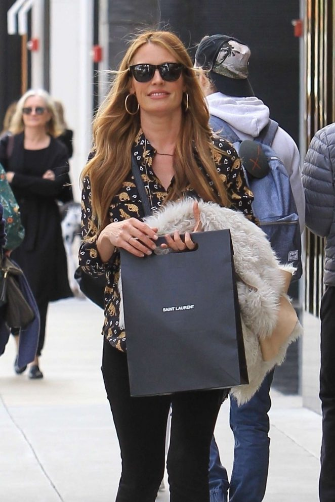 Cat Deeley - Shopping on Rodeo Drive in Beverly Hills