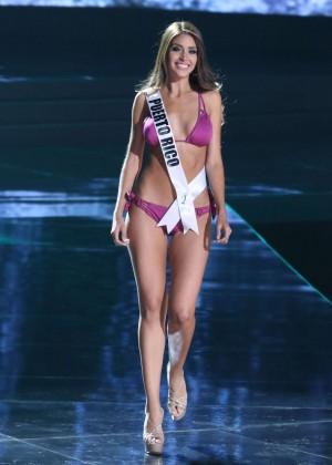 Catalina Morales - Miss Universe 2015 Preliminary Round in Las Vegas