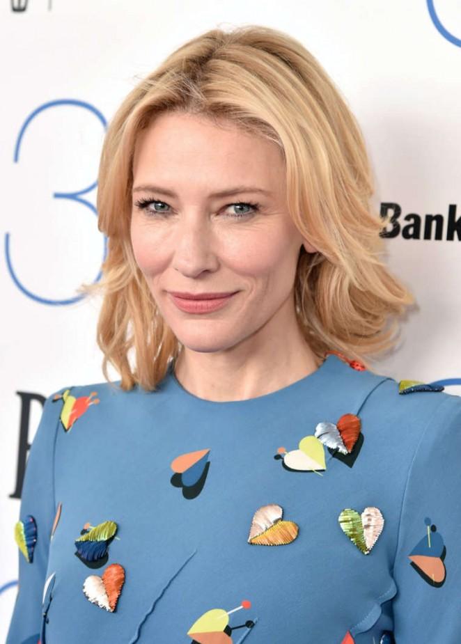 Cate Blanchett - 2015 Film Independent Spirit Awards in Santa Monica
