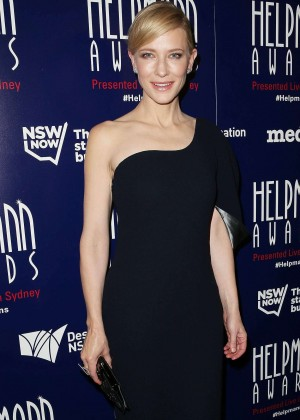 Cate Blanchett - 2015 Helpmann Awards in Sydney