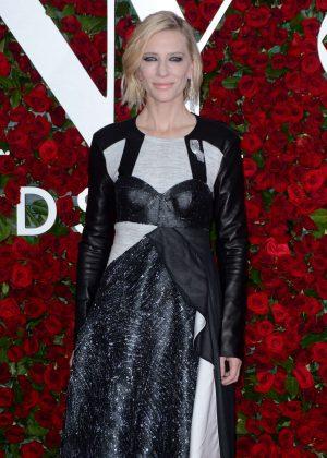 Cate Blanchett - 2016 Tony Awards in New York