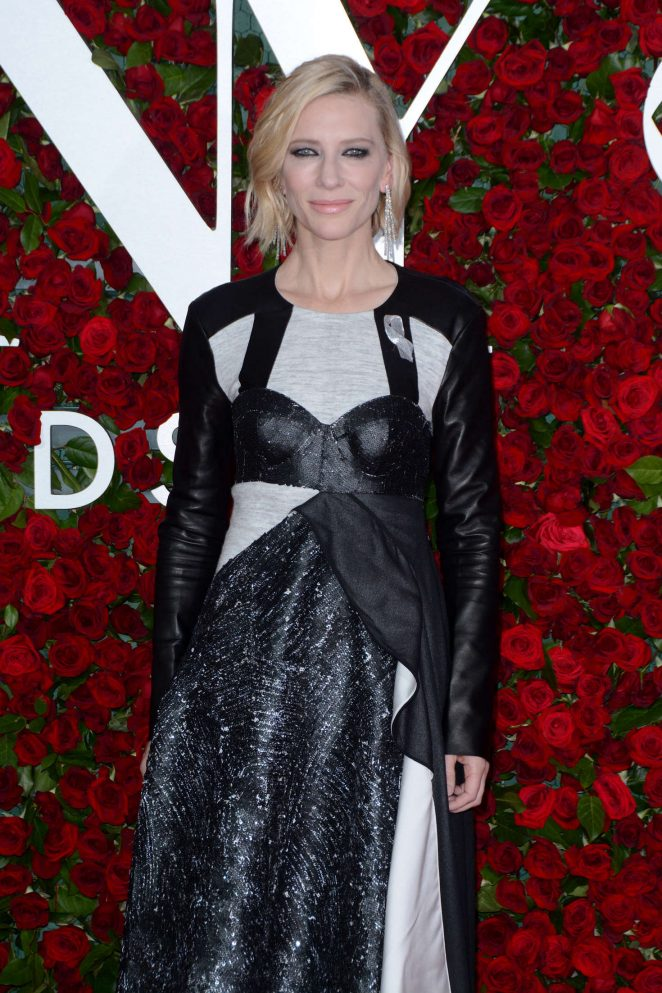 Cate Blanchett - 2016 Tony Awards in New York