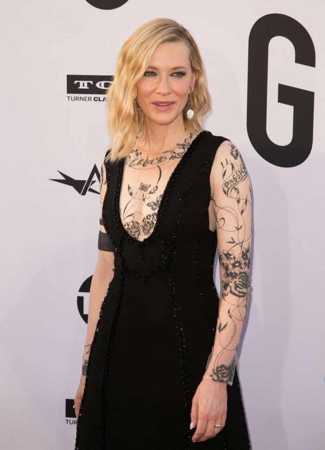 Cate Blanchett - 2018 AFI Life Achievement Award Gala in Hollywood