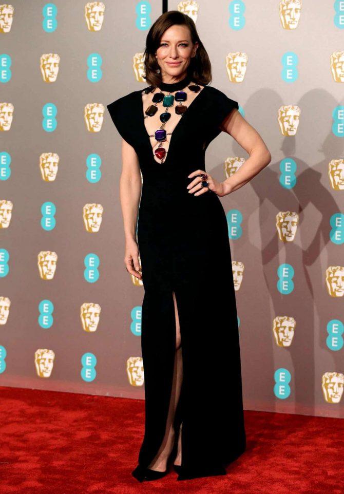 Cate Blanchett – 2019 British Academy Film Awards in London