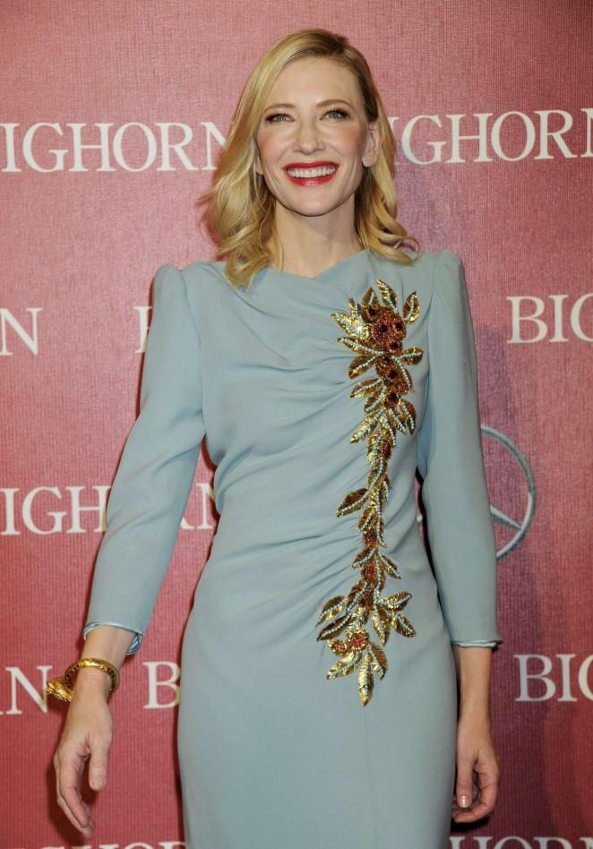 Cate Blanchett - 2015 Palm Springs International Film Festival