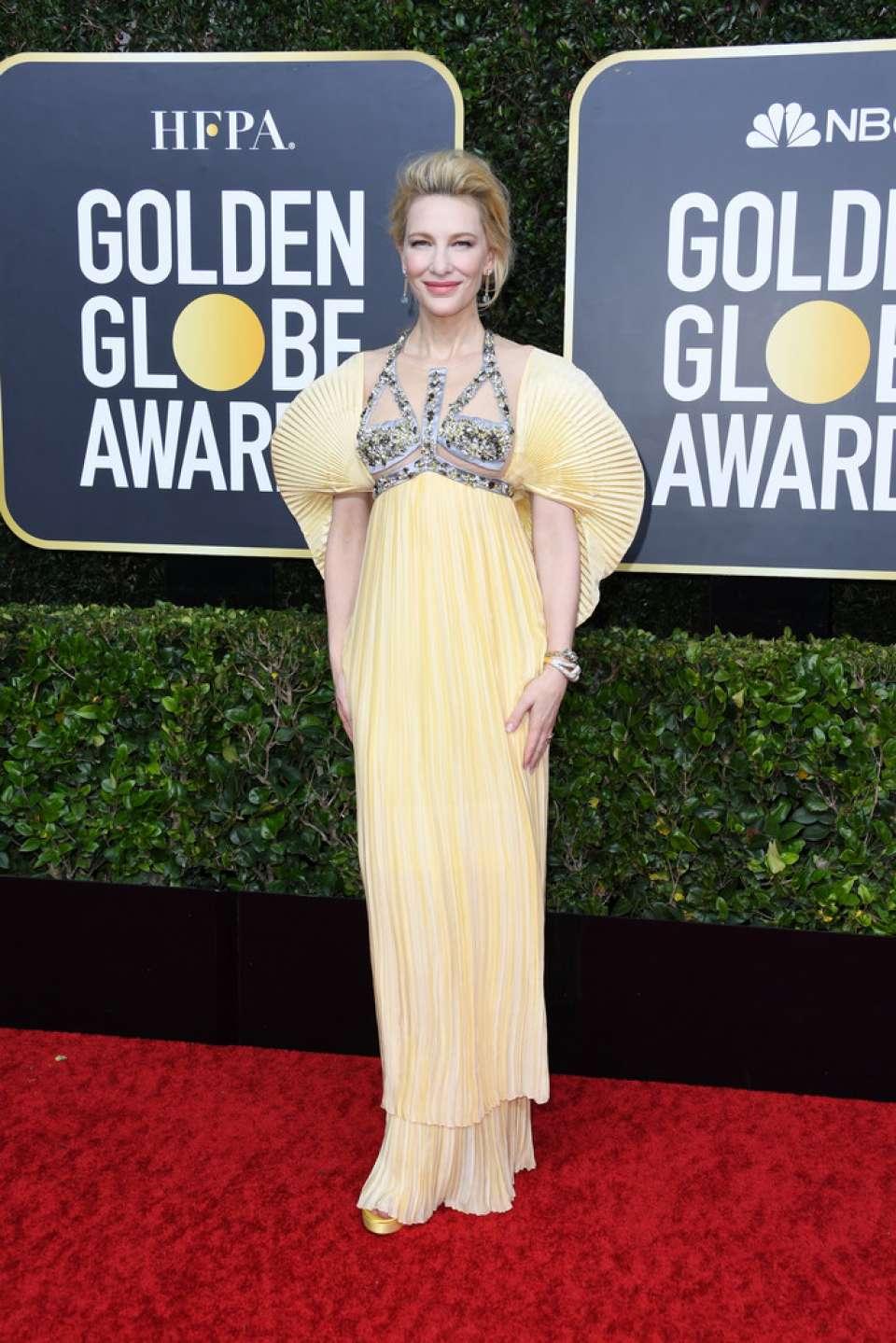 Cate Blanchett 2020 : Cate Blanchett – 2020 Golden Globe Awards-04