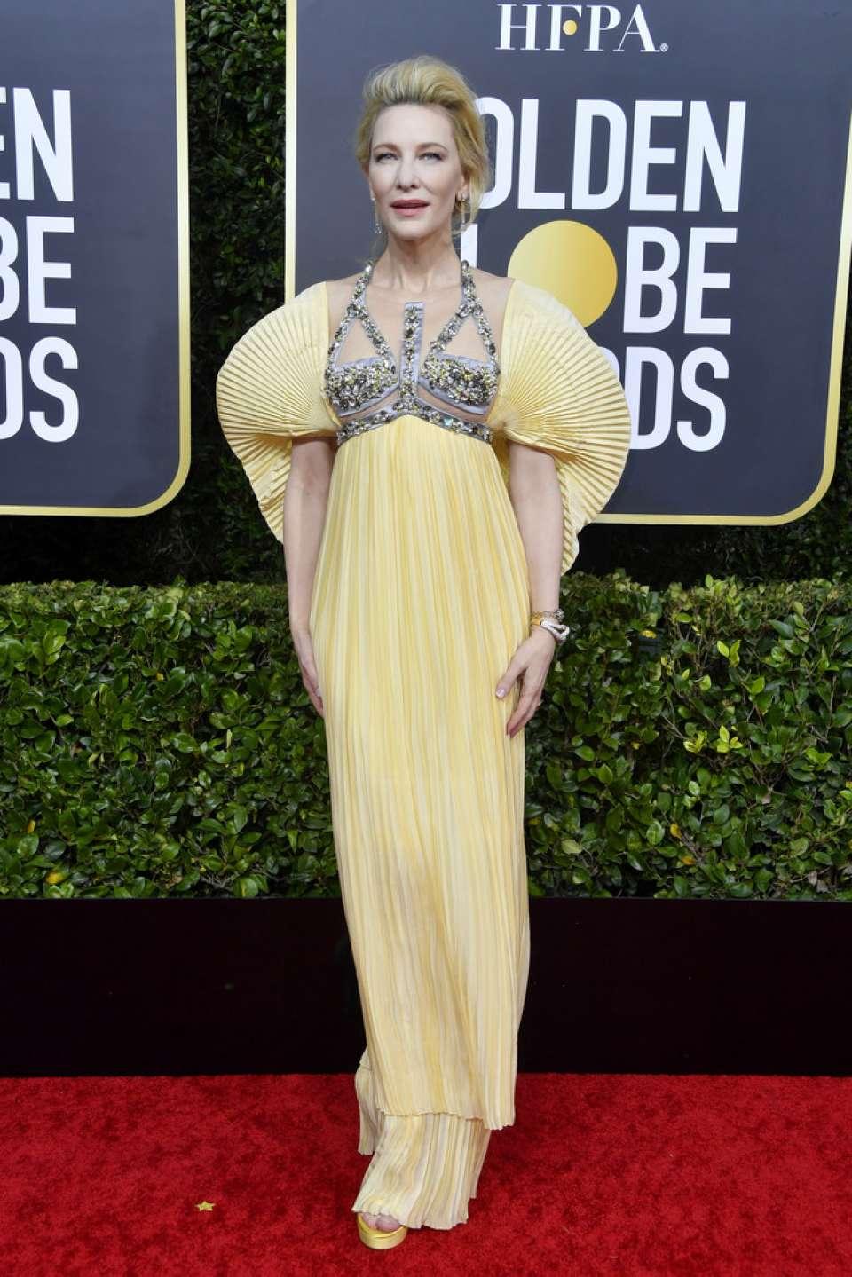 Cate Blanchett 2020 : Cate Blanchett – 2020 Golden Globe Awards-05