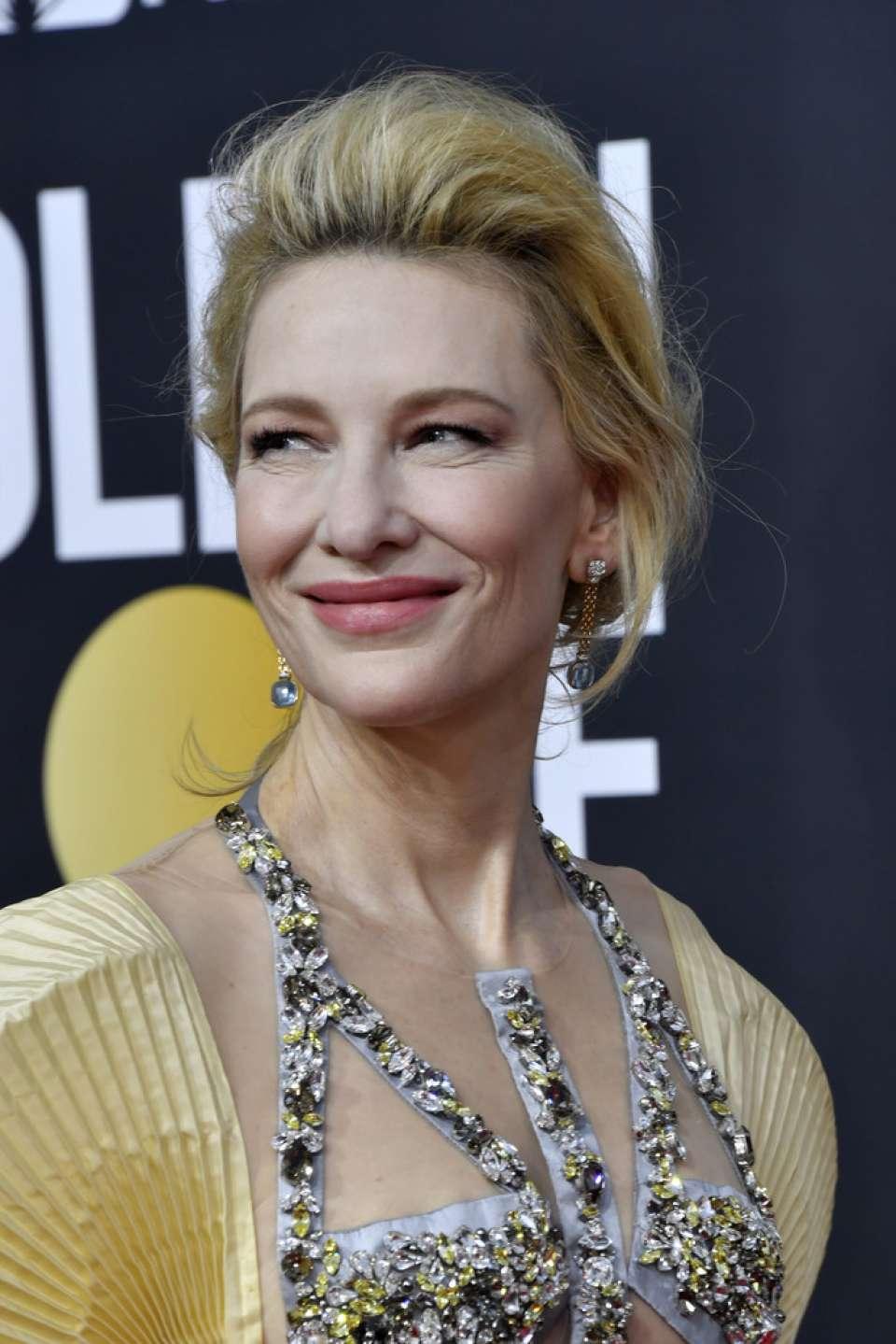 Cate Blanchett 2020 : Cate Blanchett – 2020 Golden Globe Awards-06