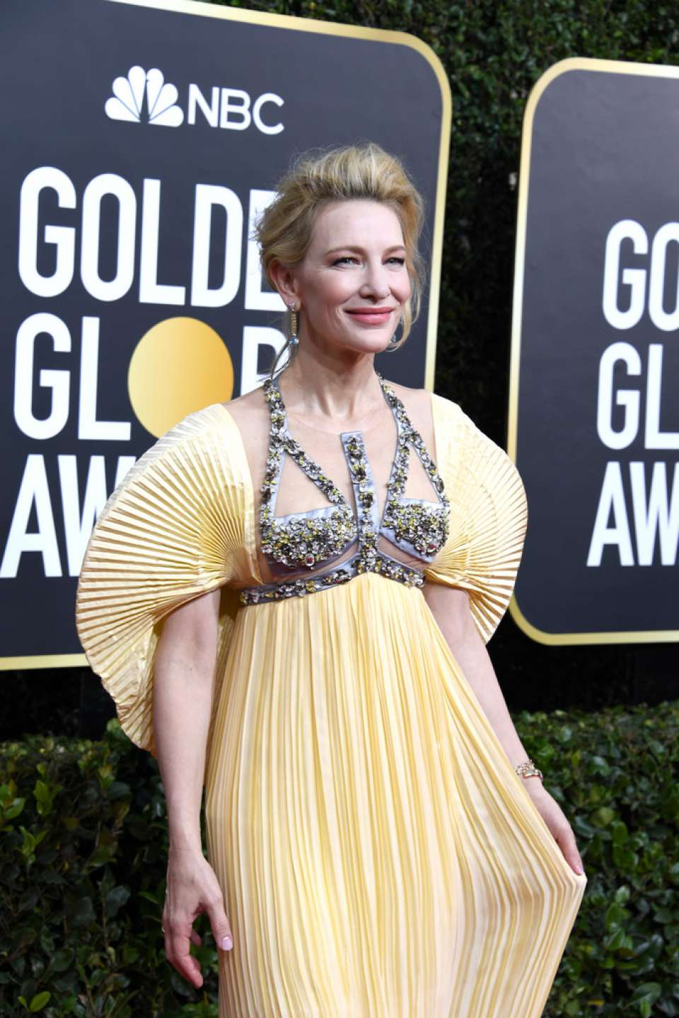 Cate Blanchett - 2020 Golden Globe Awards in Beverly Hills
