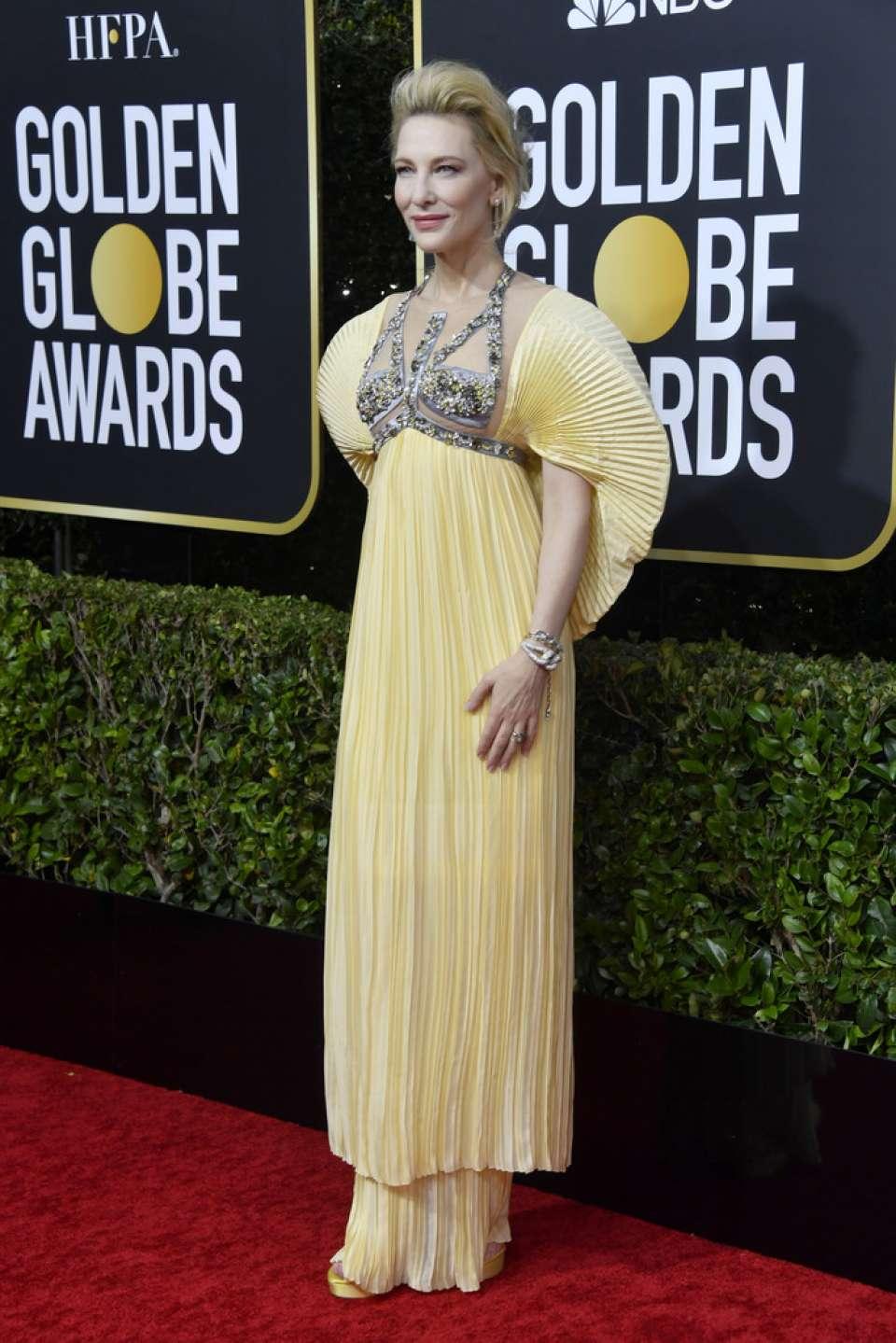 Cate Blanchett 2020 : Cate Blanchett – 2020 Golden Globe Awards-08
