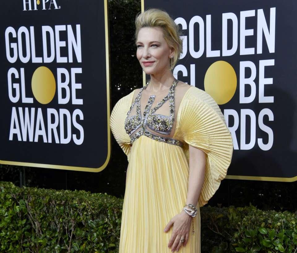Cate Blanchett 2020 : Cate Blanchett – 2020 Golden Globe Awards-09