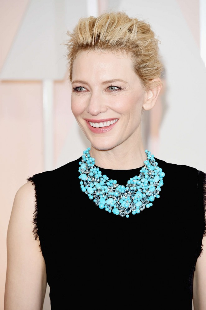 Cate Blanchett - 2015 Academy Awards in Hollywood