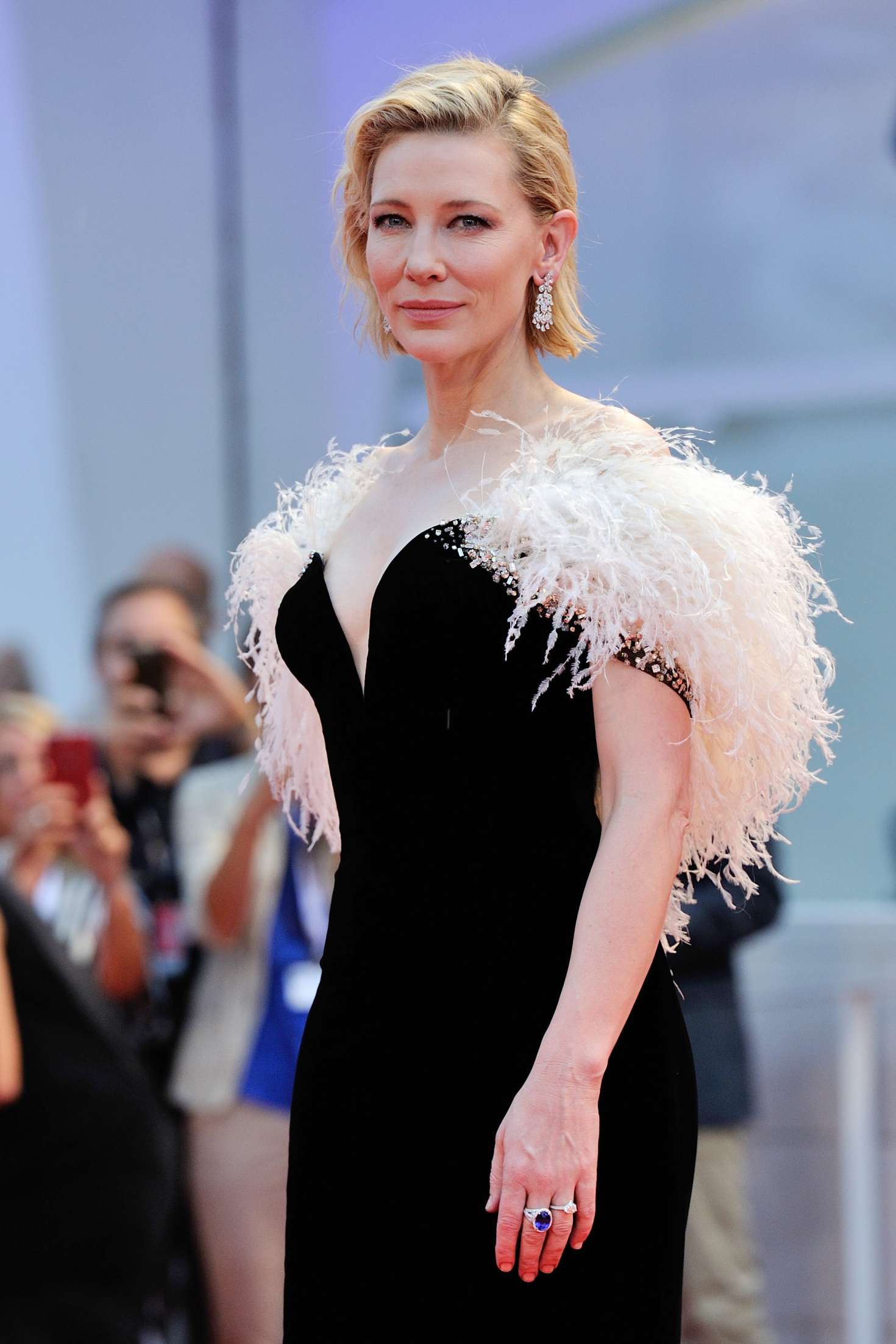 Cate Blanchett - 'A Star Is Born' Premiere at 2018 Venice International Film Festival in Venice