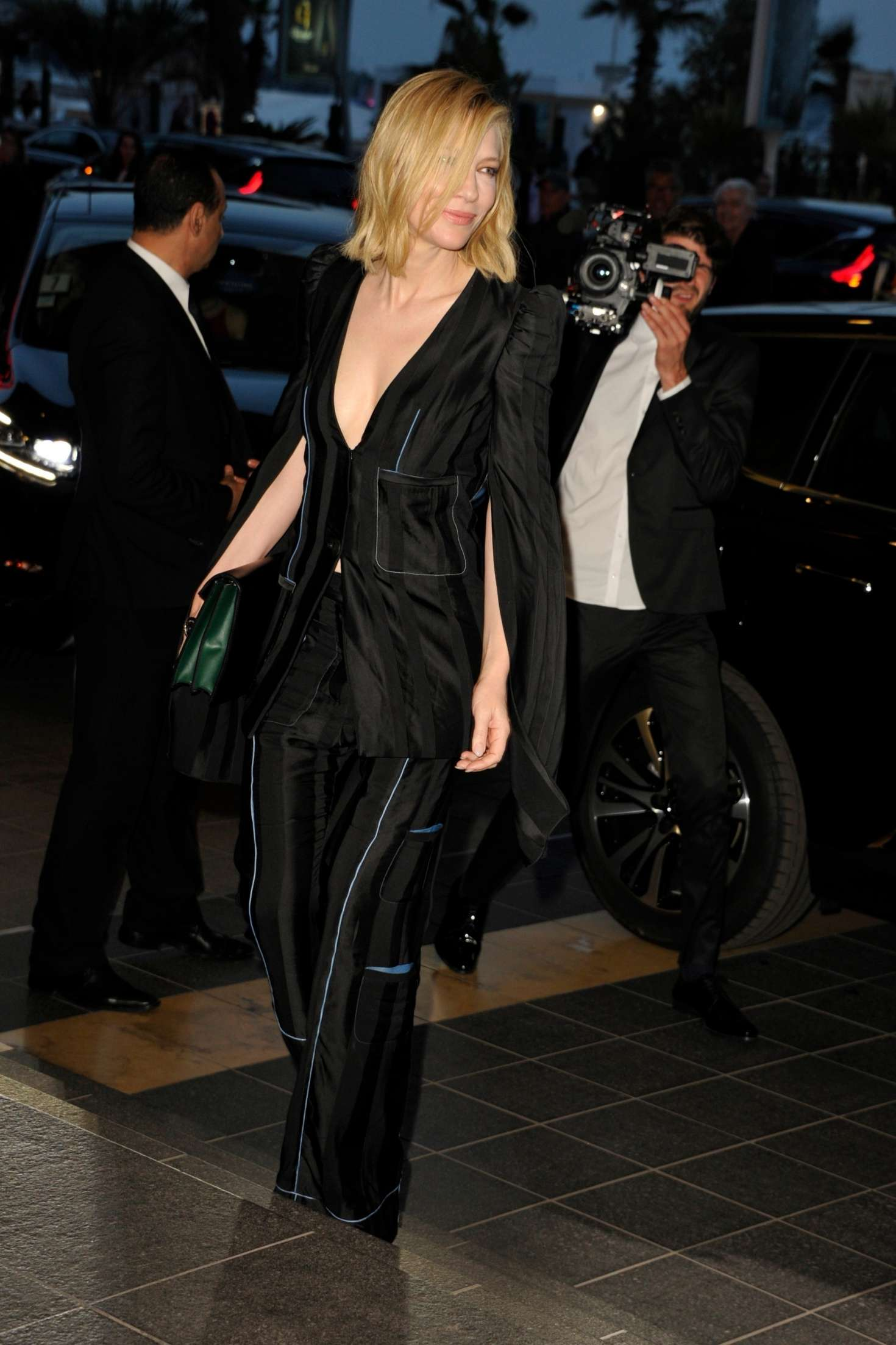 Cate Blanchett 2018 : Cate Blanchett: Arrives at the Vanity Fair Party -04