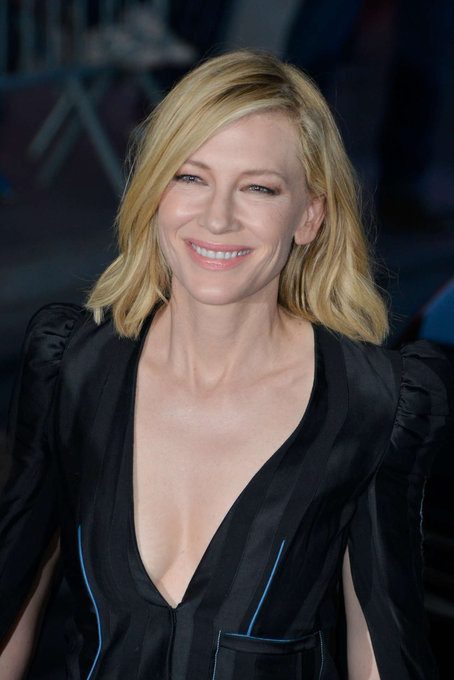 Cate Blanchett - Arrives at the Vanity Fair Party in Cannes