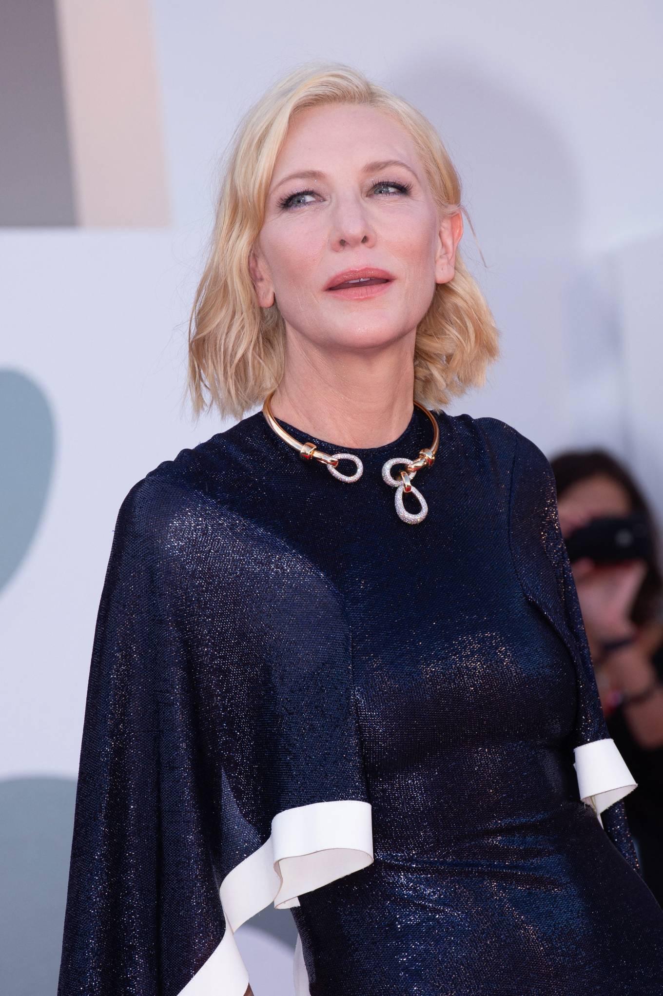 Cate Blanchett 2020 : Cate Blanchett attending Opening Ceremony at 2020 Venice International Film Festival – Italy-02