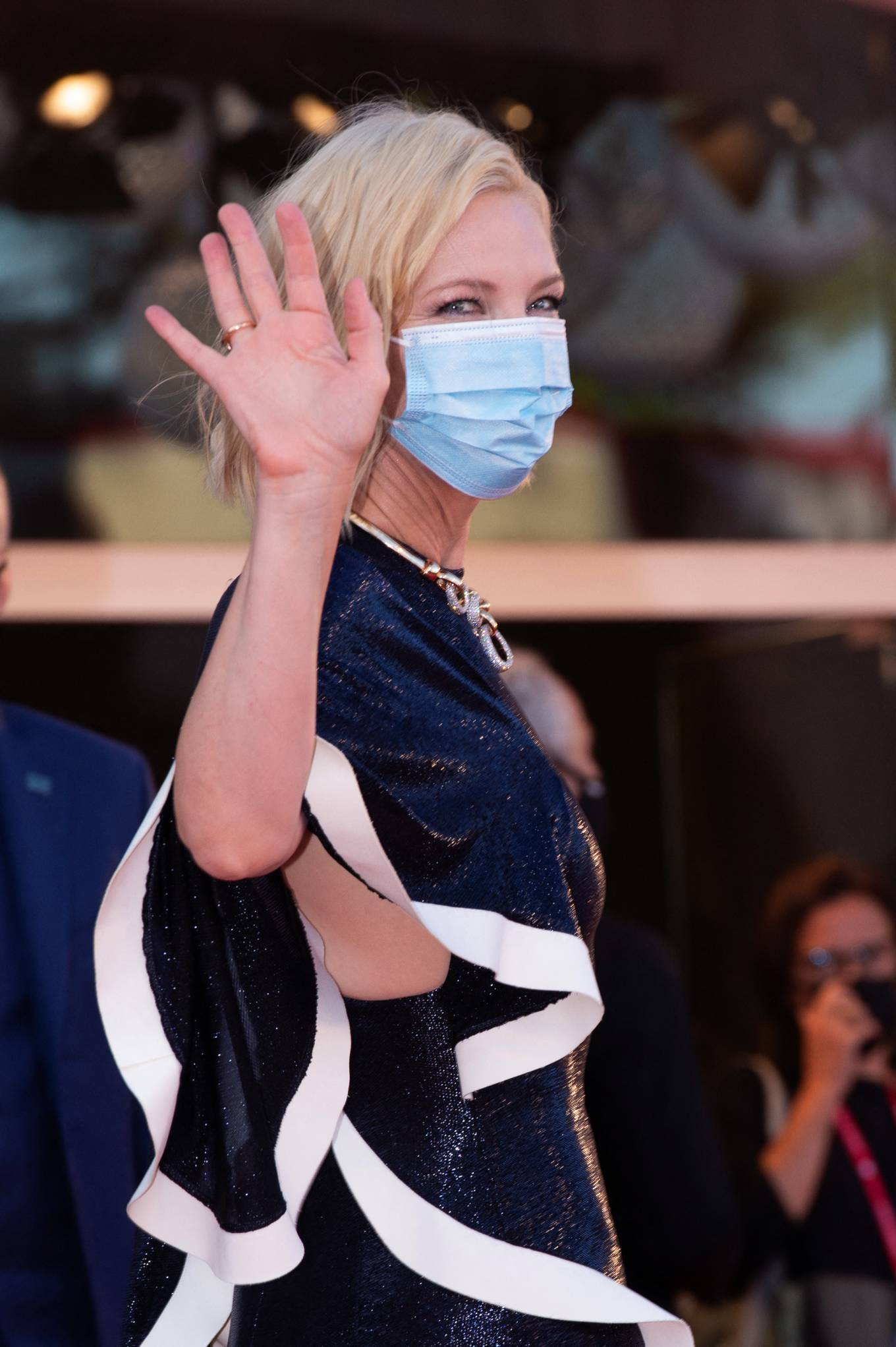 Cate Blanchett 2020 : Cate Blanchett attending Opening Ceremony at 2020 Venice International Film Festival – Italy-05