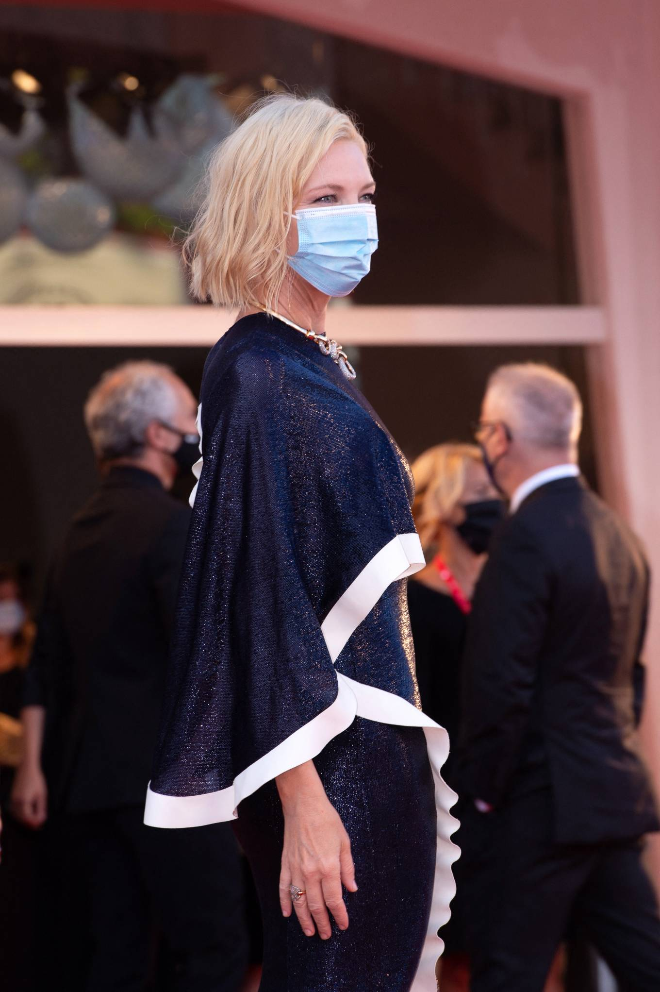 Cate Blanchett 2020 : Cate Blanchett attending Opening Ceremony at 2020 Venice International Film Festival – Italy-06