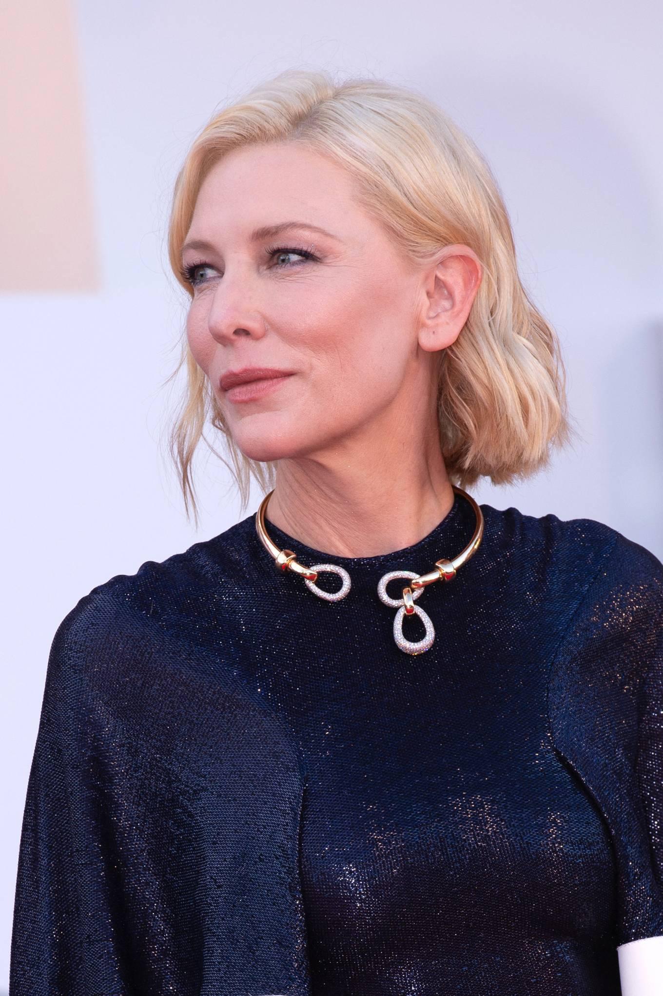 Cate Blanchett 2020 : Cate Blanchett attending Opening Ceremony at 2020 Venice International Film Festival – Italy-09