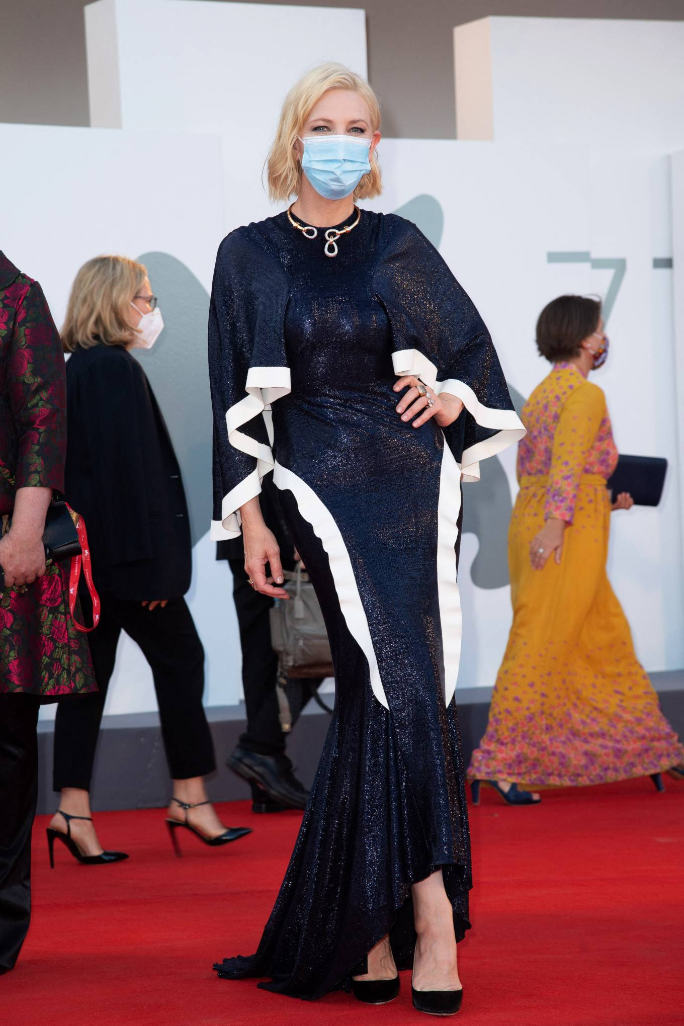 Cate Blanchett 2020 : Cate Blanchett attending Opening Ceremony at 2020 Venice International Film Festival – Italy-11