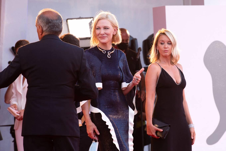 Cate Blanchett 2020 : Cate Blanchett attending Opening Ceremony at 2020 Venice International Film Festival – Italy-12