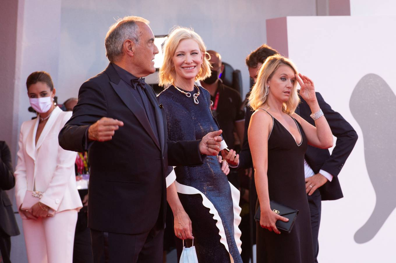 Cate Blanchett 2020 : Cate Blanchett attending Opening Ceremony at 2020 Venice International Film Festival – Italy-17