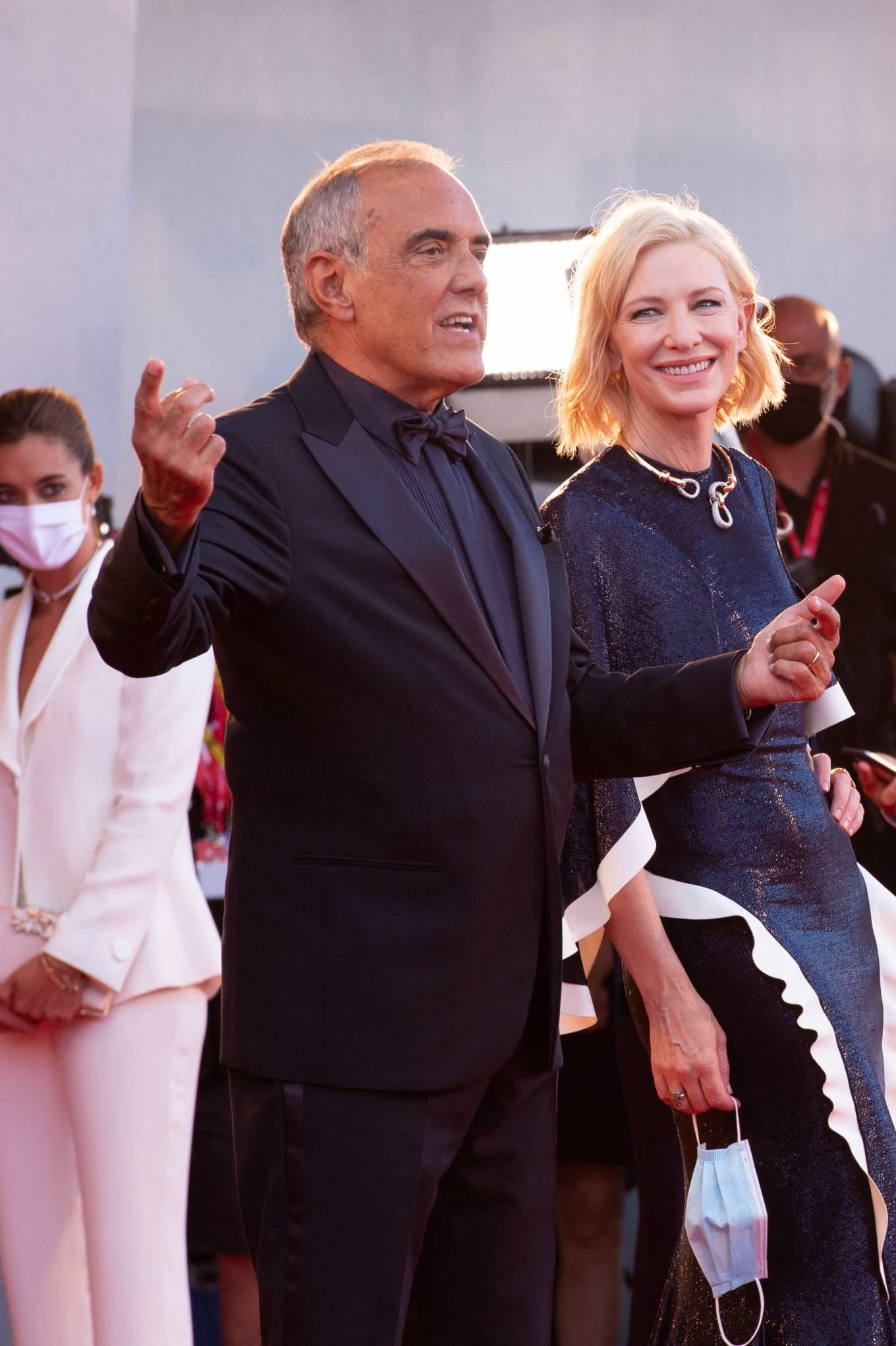 Cate Blanchett 2020 : Cate Blanchett attending Opening Ceremony at 2020 Venice International Film Festival – Italy-19