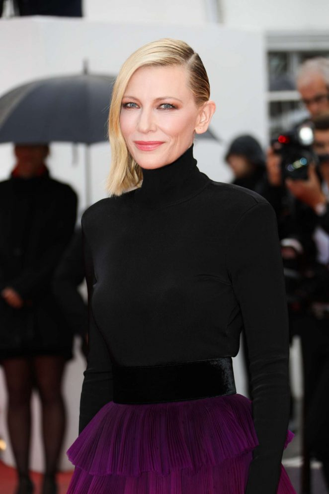 Cate Blanchett - 'BlacKkKlansman' Premiere at 2018 Cannes Film Festival