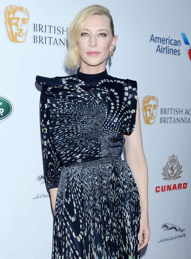 Cate Blanchett – British Academy Britannia Awards 2018 in LA