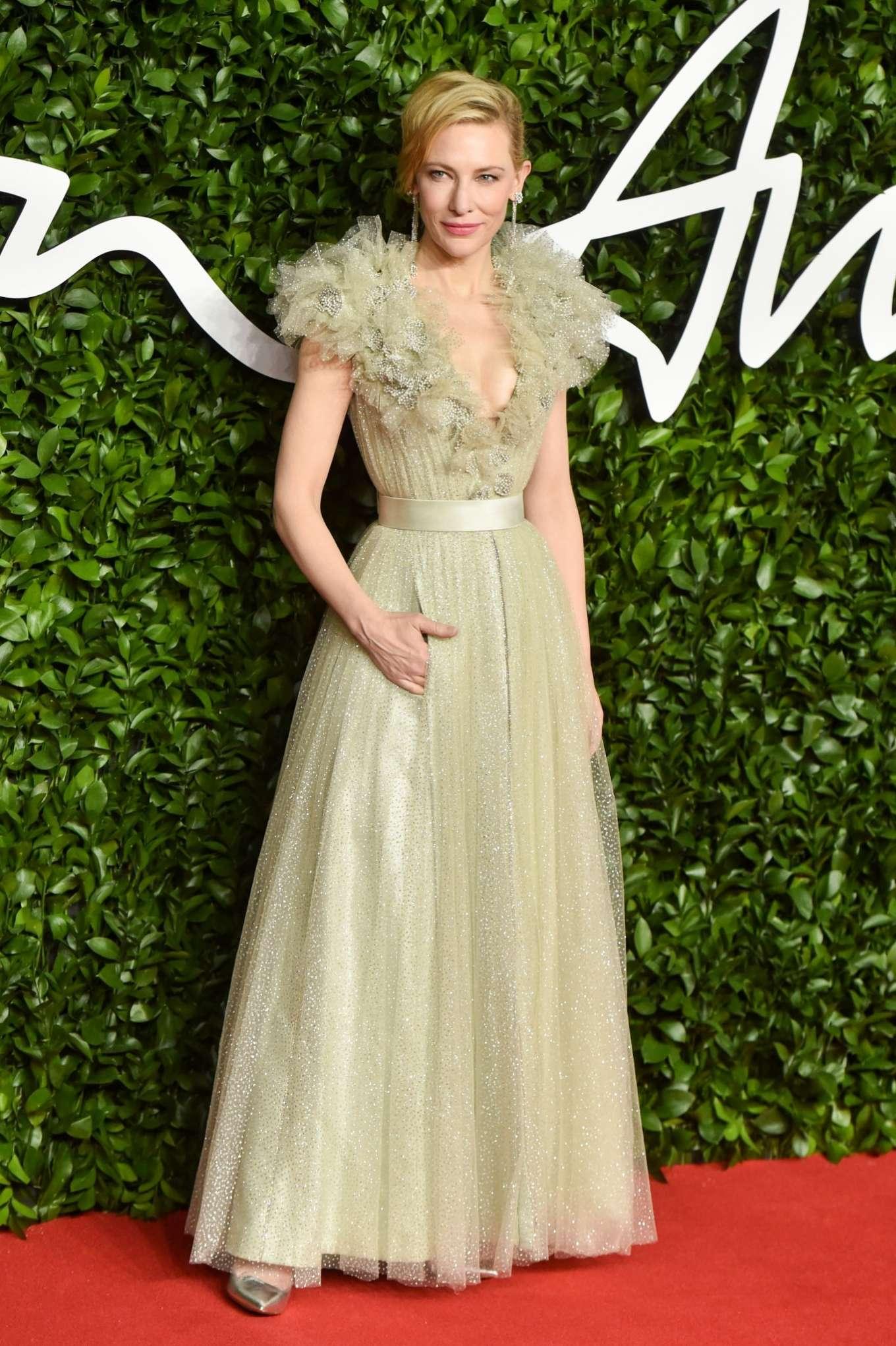 Cate Blanchett 2019 : Cate Blanchett – Fashion Awards 2019 in London-03