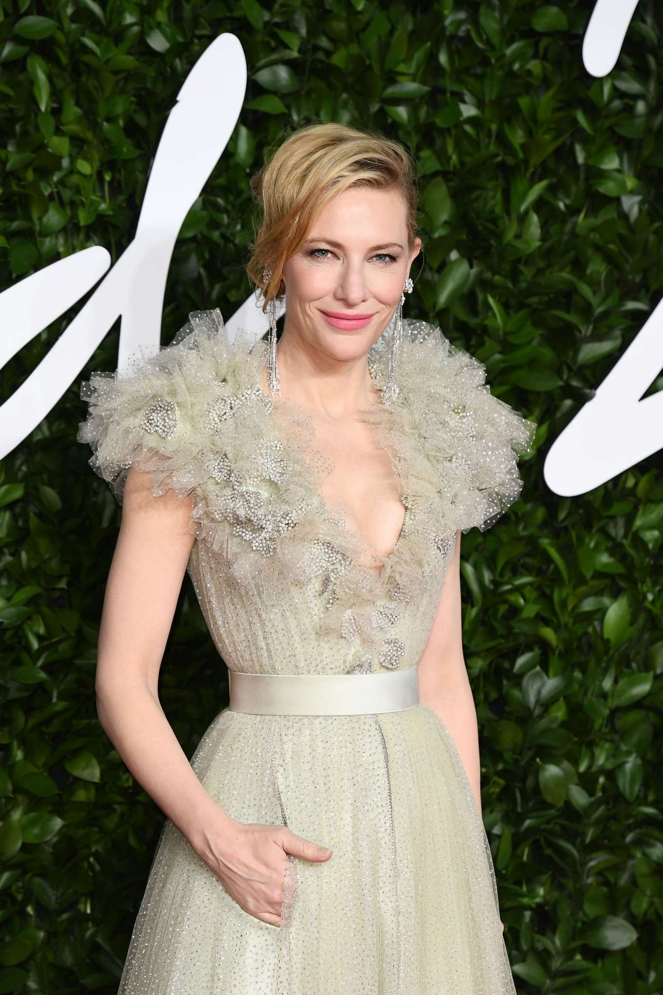 Cate Blanchett 2019 : Cate Blanchett – Fashion Awards 2019 in London-05